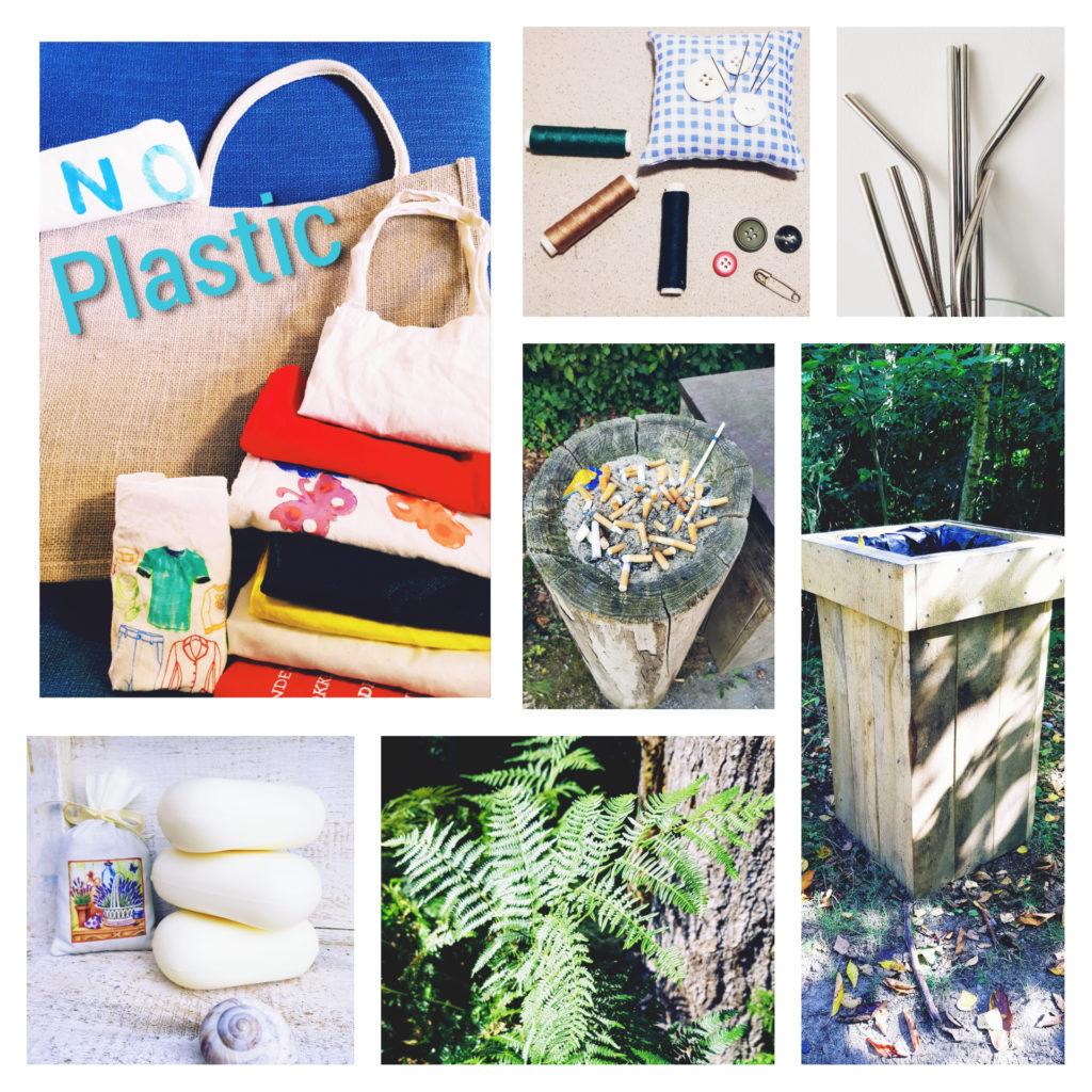 nachhaltig Leben, No Plastic, Kein Plastik,