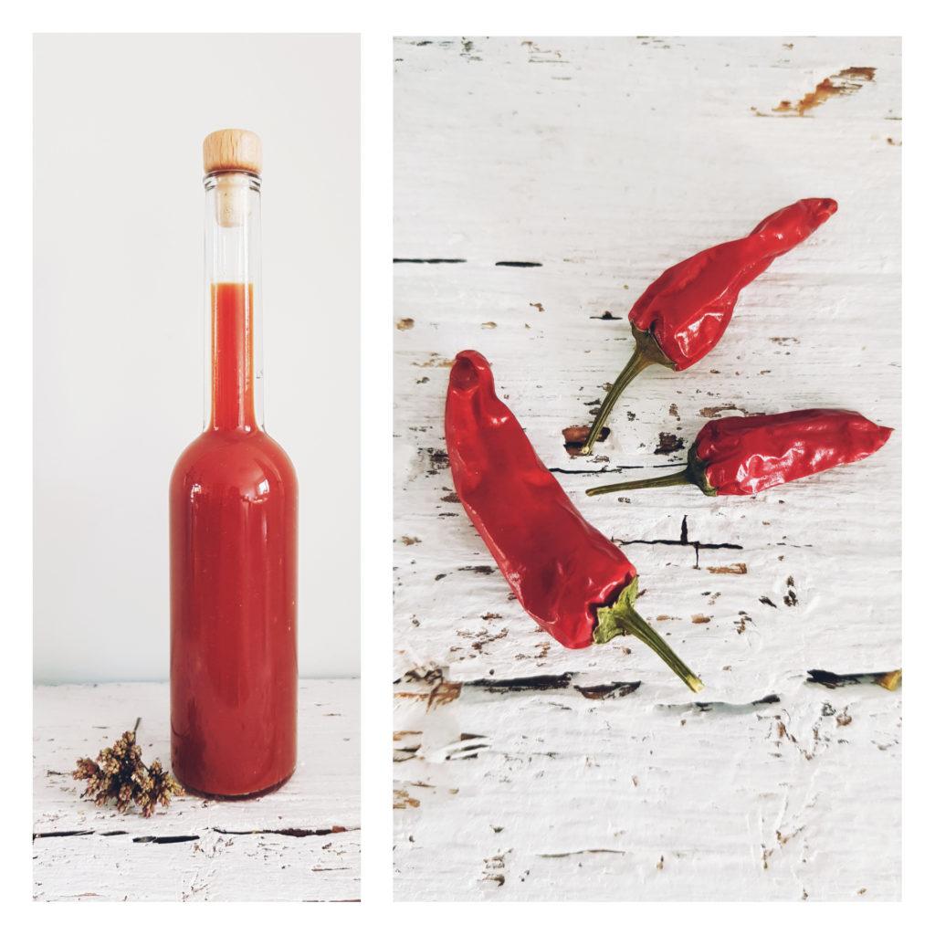 Tomaten Ketchup - Rezept