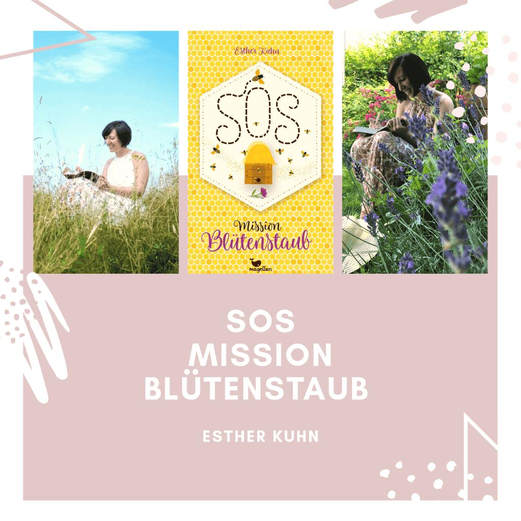 SOS Mission Blütenstaub