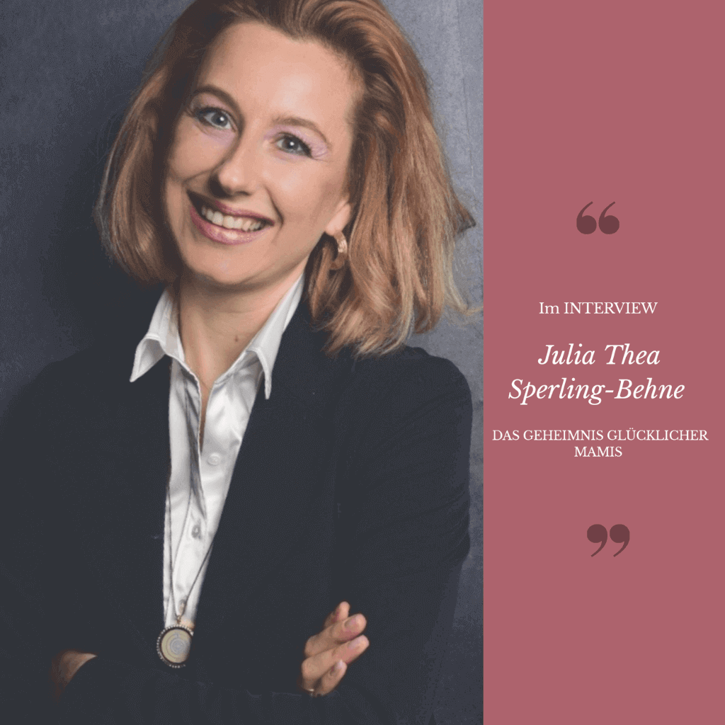 Im Interview - Julia Thea Sperling-Behne