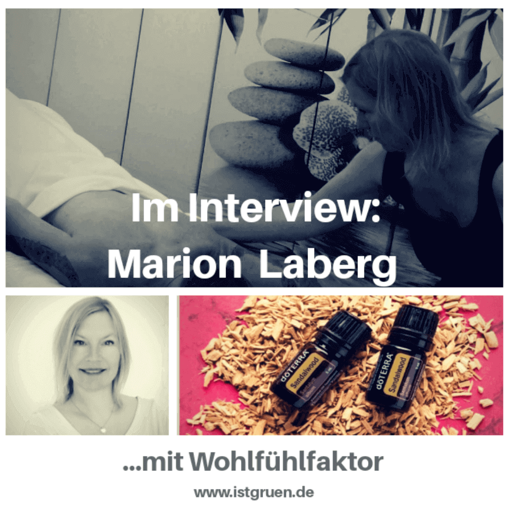 Im Interview Marion Laberg